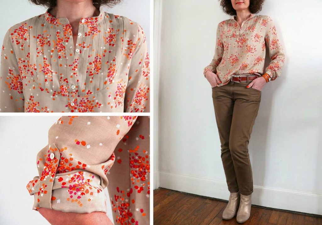 Your Beautiful Carme Blouses – Carme Sew-Along