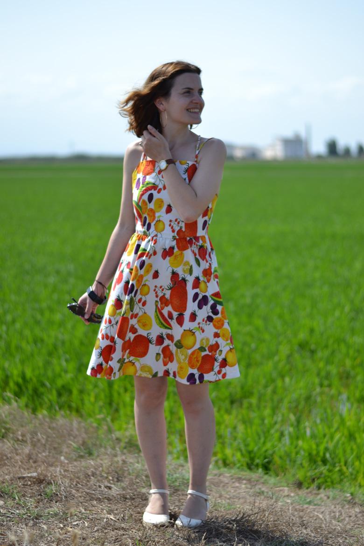 robe Seda devant