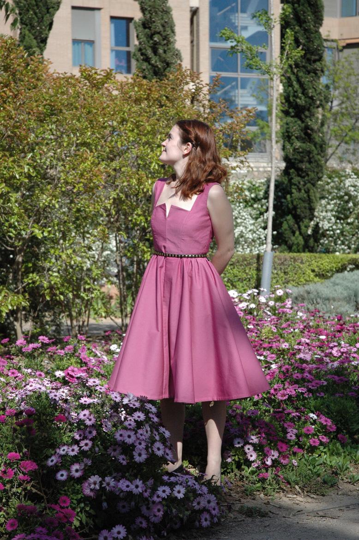 Burda dress 106 10/10 front