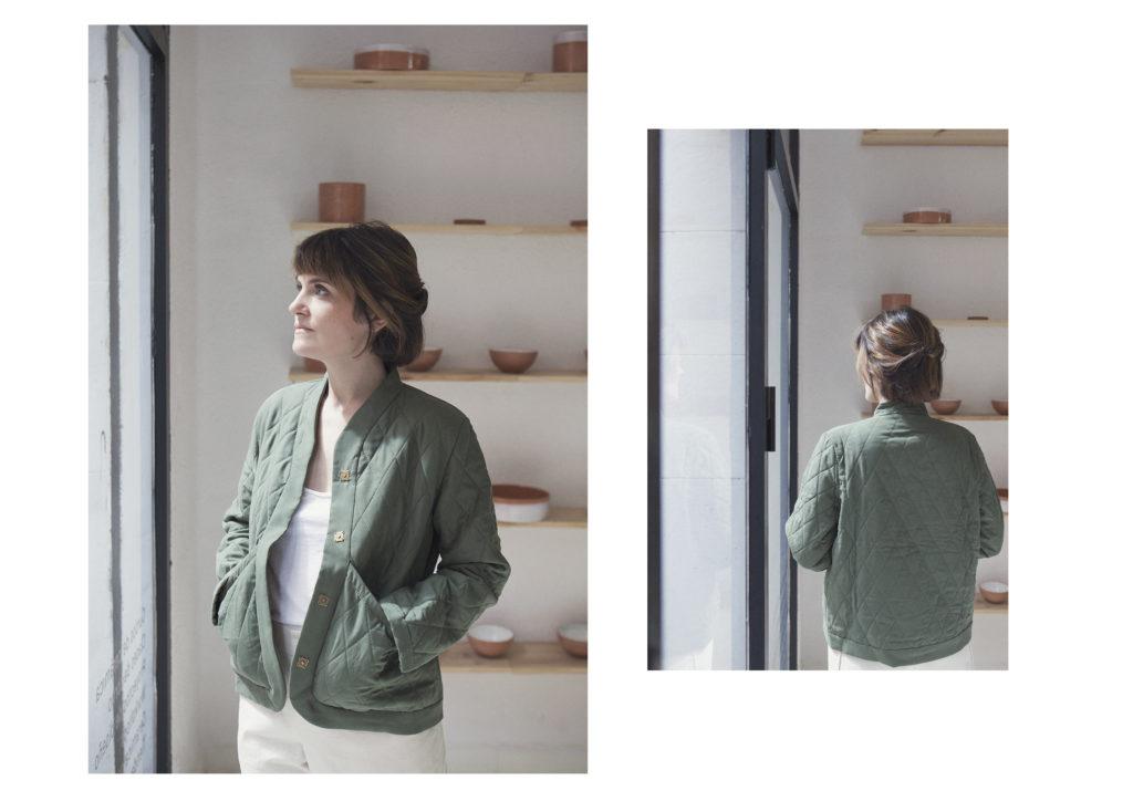 ayora jacket pattern